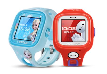 京东自营好评冠军 六大技术打造最安全儿童手表